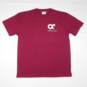 T-Shirt met Odd Cave Logo